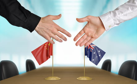 China Australia case
