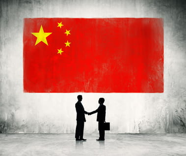China business relationships case