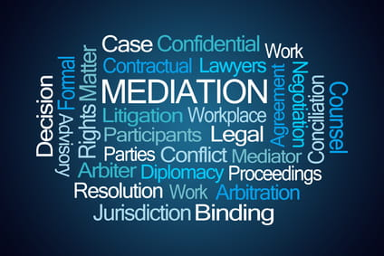 Image result for Mediation Is a Way to Resolve Disputes