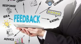 Giving Feedback after a Negotiation