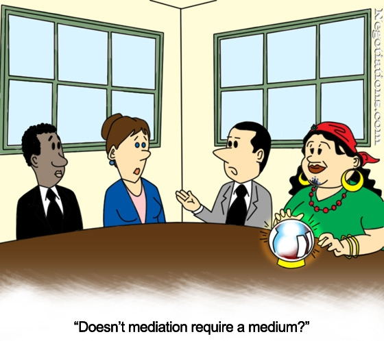 Mediation Medium