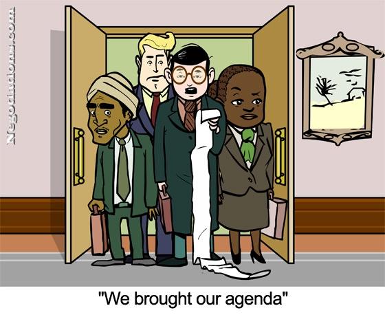 Agenda Power