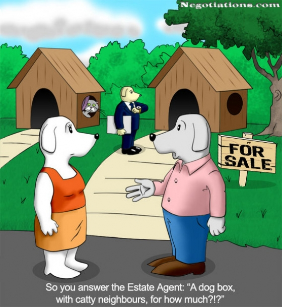 Home Buying Negotiations